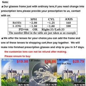Image 5 - Lunettes de soleil 6 en 1, monture à monture myopie, monture tr90, à lentille magnétique, pour femmes et hommes