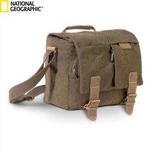 National Geographic NG A2540 Camera Bag Environmental Travel Bag Mini Carry Photo Bag For Canon Nikon Sony Digital SLR Lens Bag