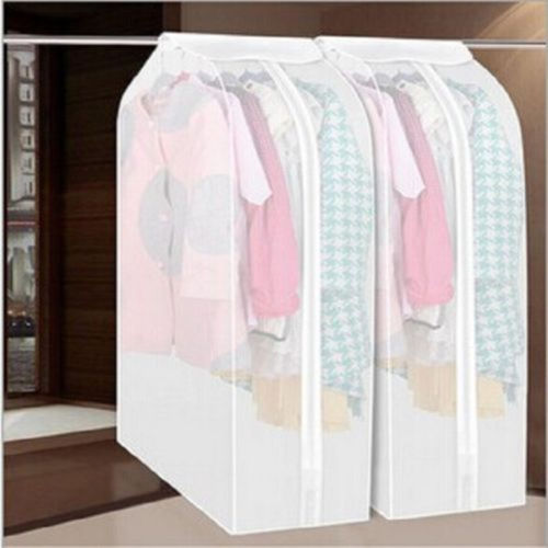 Superior 1pcs Hot Sale Wardrobe Hanging Clothes Garment Suit Coat Cover Dustproof  Bag Storage Protector In Clothing Covers From Home U0026 Garden On  Aliexpress.com ...