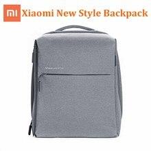 ¡Caliente! Xiaomi mochila Original de estilo urbano para hombre y mujer, morral de gran capacidad para ordenador portátil