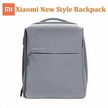 Hot! Oryginalny Xiaomi plecak dla mężczyzn kobiety Unisex plecak Urban Life Style plecaki torby o dużej pojemności Laptop