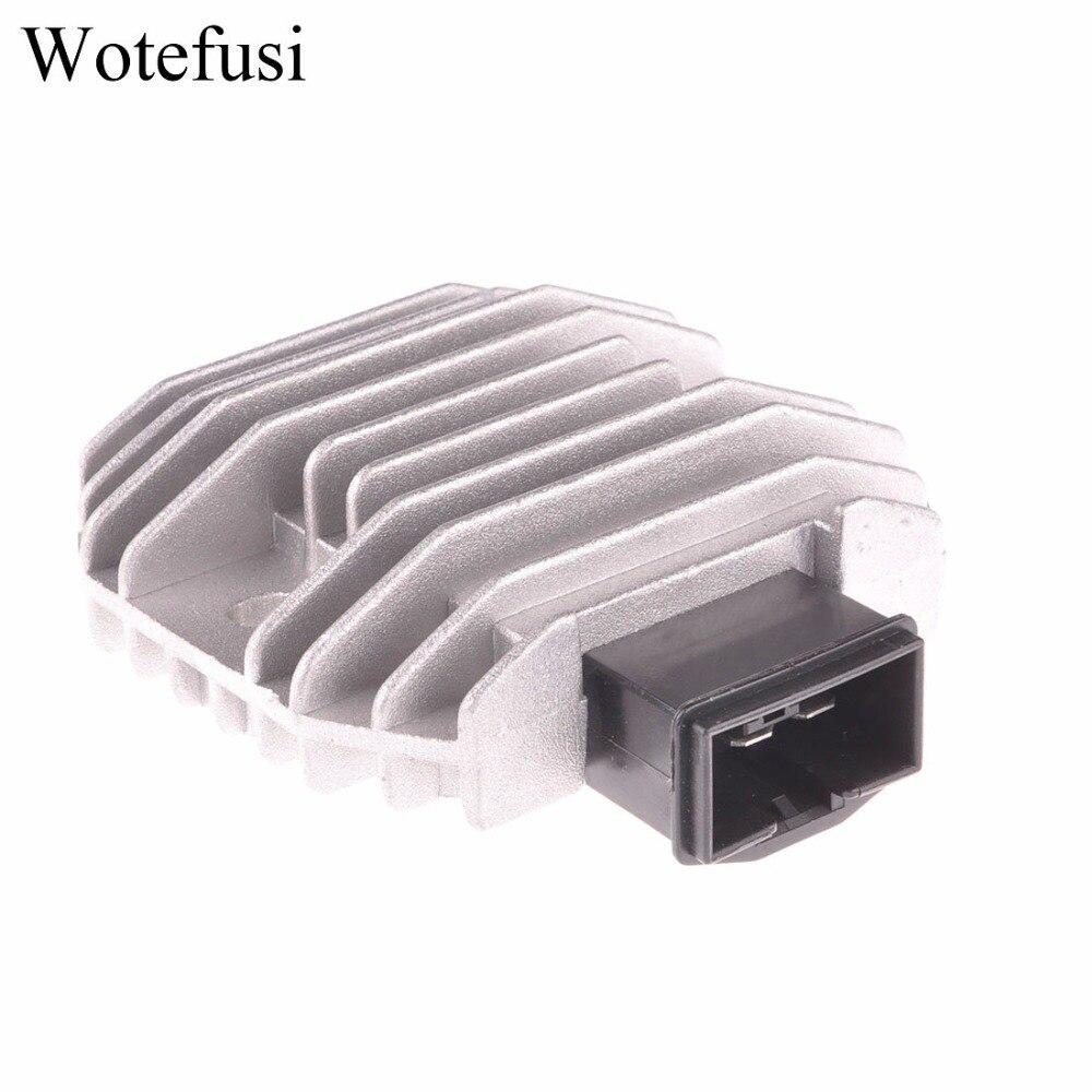 Wotefusi Voltage Regulator Rectifier For Yamaha Virago XV250 1988 89 90 91 92 93 94 95   2010 [P603] rectifier yamaha rectifier regulator rectifier voltage regulator - title=