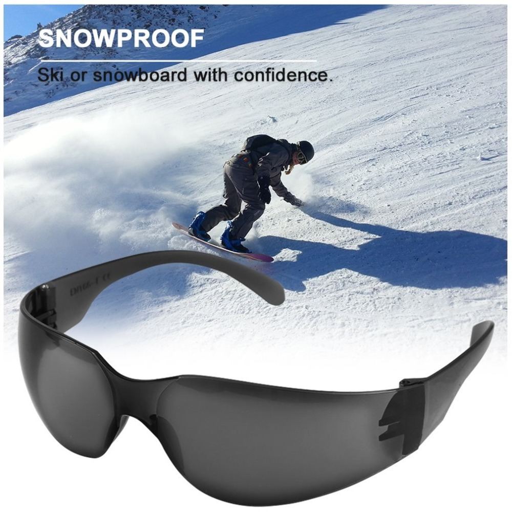 Safety Potective Black Goggles Glasses For Anti-UV Sunglasses Anti-Fog Shock proof working Eyes Protection Glasses недорго, оригинальная цена