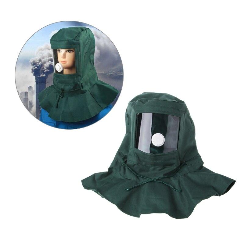 Schutzhelm Aufrichtig Gesichtsmaske Industriearbeit Schutzschild Strahlen Haube Sand Schleifkorn Sicherheit & Schutz