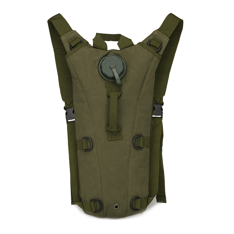 3L Water Bag Molle Military Tactical Hydration Backpack Outdoor Camping Camelback Nylon Camel Water Bladder Bag For Cycling
