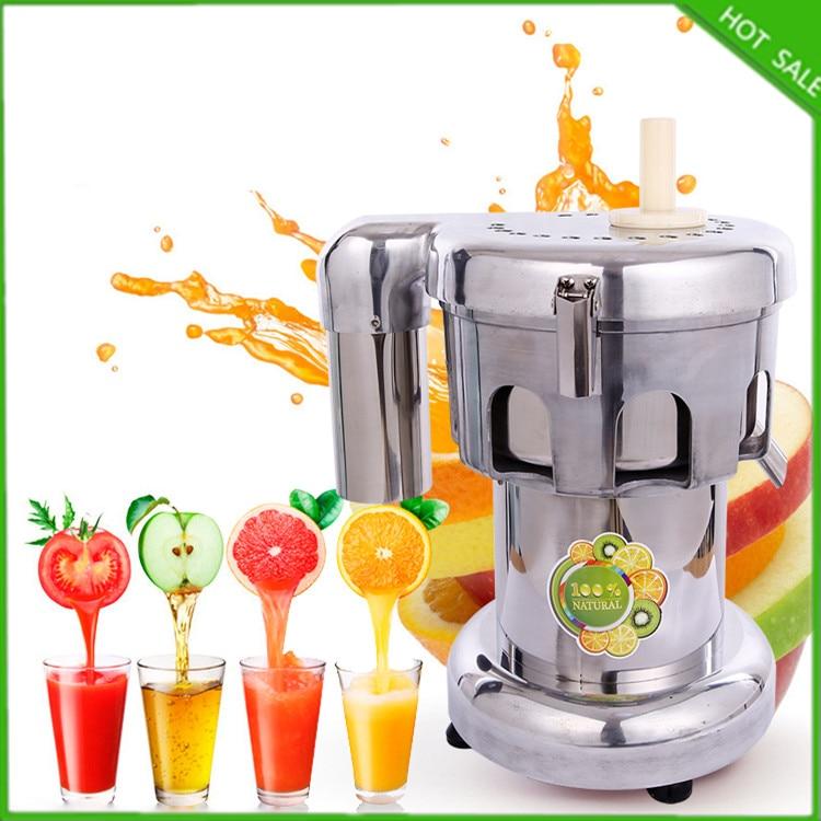 18 2019 yeni model elektrikli otomatik ticari portakal sıkacağı / portakal suyu makine