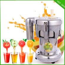 18 free shipping electric automatic commercial orange juicer/ orange juice machine