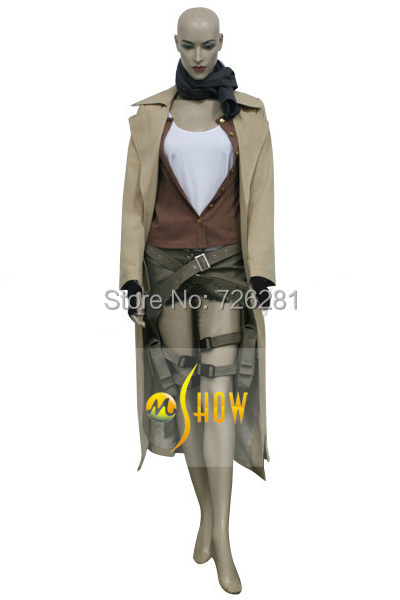 Resident Evil Extinction Alice Cosplay Costume High Quality Halloween Party Carvinal Uniform Cosplay Costume for Women