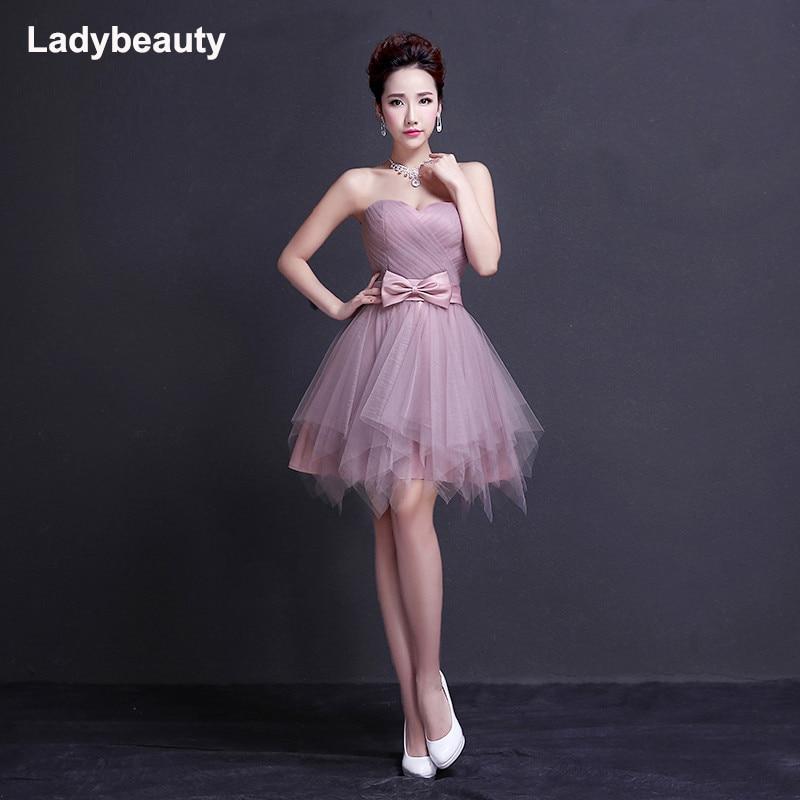Vestido de Festa Curto Sexy Backless Burgundy Lace Short Prom Dresses 2018 Cheap 10 Colors Real