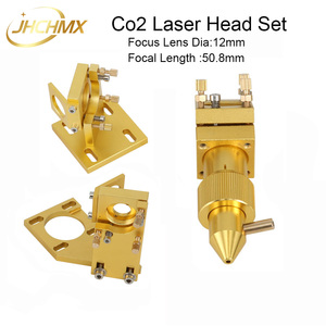 Image 3 - JHCHMX High Quality Co2 Laser Head Set for Model 2030 4060 K40 Small Co2 Laser Cutting Machines Co2 Laser Head Accessories