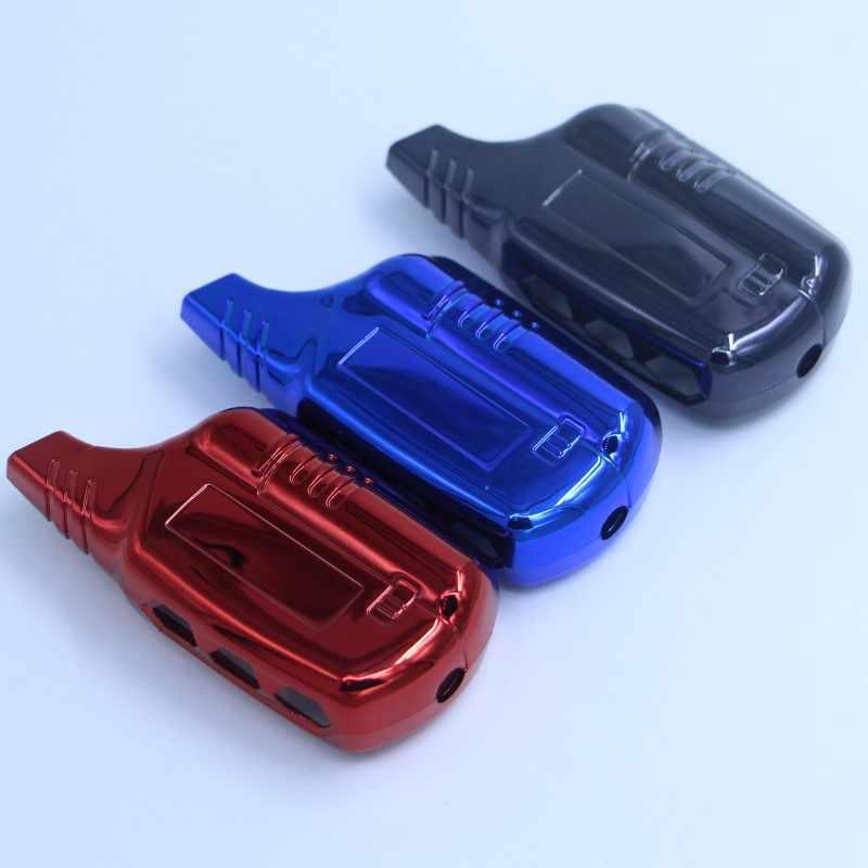 Carcasa Starline B9 TPU para Starline B9/B91/B6/B61/A91/A61/MotoV7 LCD mando a distancia de 2 vías llave de alarma para coche