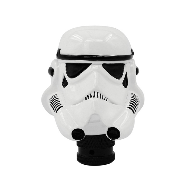 Car Stalls Head Shifter Knob Auto Shift Knob Car Gear Shift Knob Star Wars Car Styling