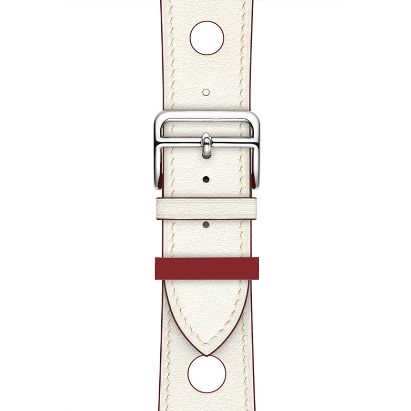 apple series 1 2 3 Leather Strap (1)