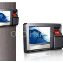 Touch Screen Biometric Fingerprint Time Attendance System And Access Controller