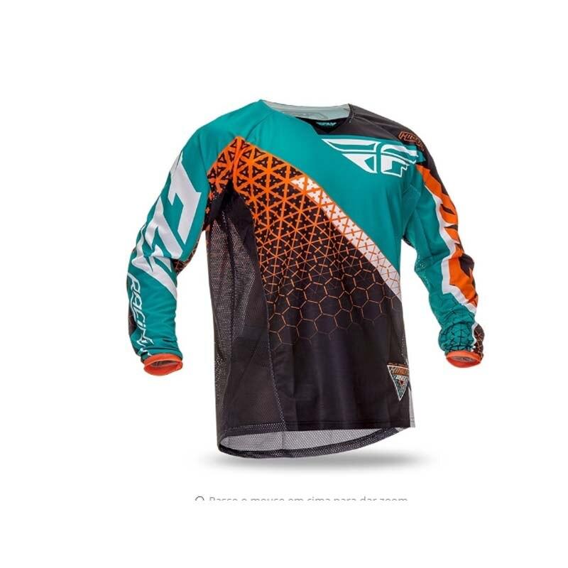 Prix pour Vélo 2017 vtt descente dh mx rbx cyclisme course à pied clothing off-road motocross jersey pour hommes à manches longues vélo je