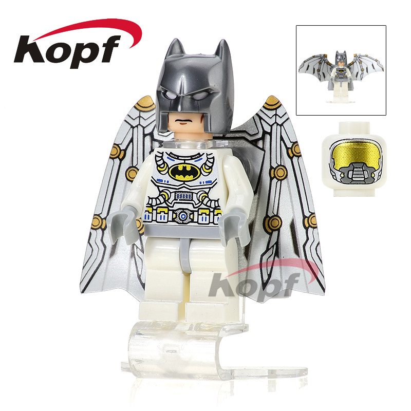 Single Sale Movie Batman Bruce Wayne Robin Catwoman Spiderman Super Heroes Building Blocks Collection Toys for children KF922 single sale pirate suit batman bruce wayne classic tv batcave super heroes minifigures model building blocks kids toys gifts