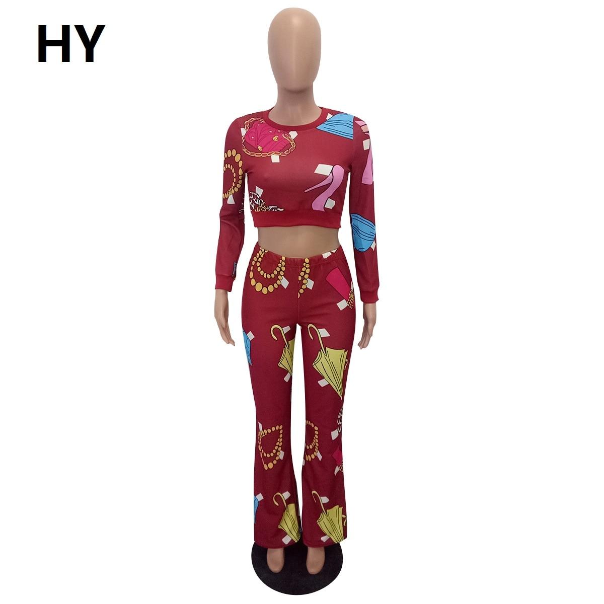 Новый Tailleur Femme Повседневное Для женщин сексуальная ползунки комплект из 2 частей Растениеводство Топ с длинным рукавом Playsuit свободные Bodycon к...