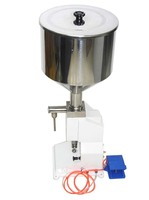 A02 manual de creme máquina de enchimento  enchimento pasta