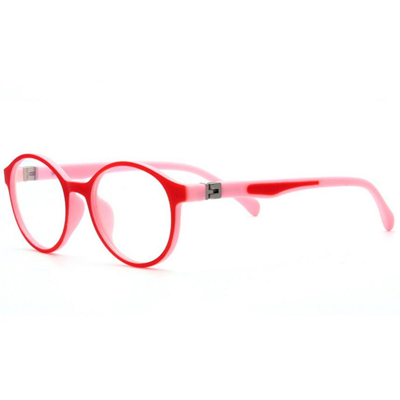 KESMALL Brand High Quality Kids Gaming Eyeglasses Frame Boys Ultra-light Optical Eyewear Frames Girls Myopia Glasses Hot XN894