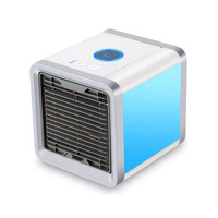 Air Cooler Small Air Conditioning Appliance Mini Fans Air Cooling Fan Summer Portable Conditioner For Home Office