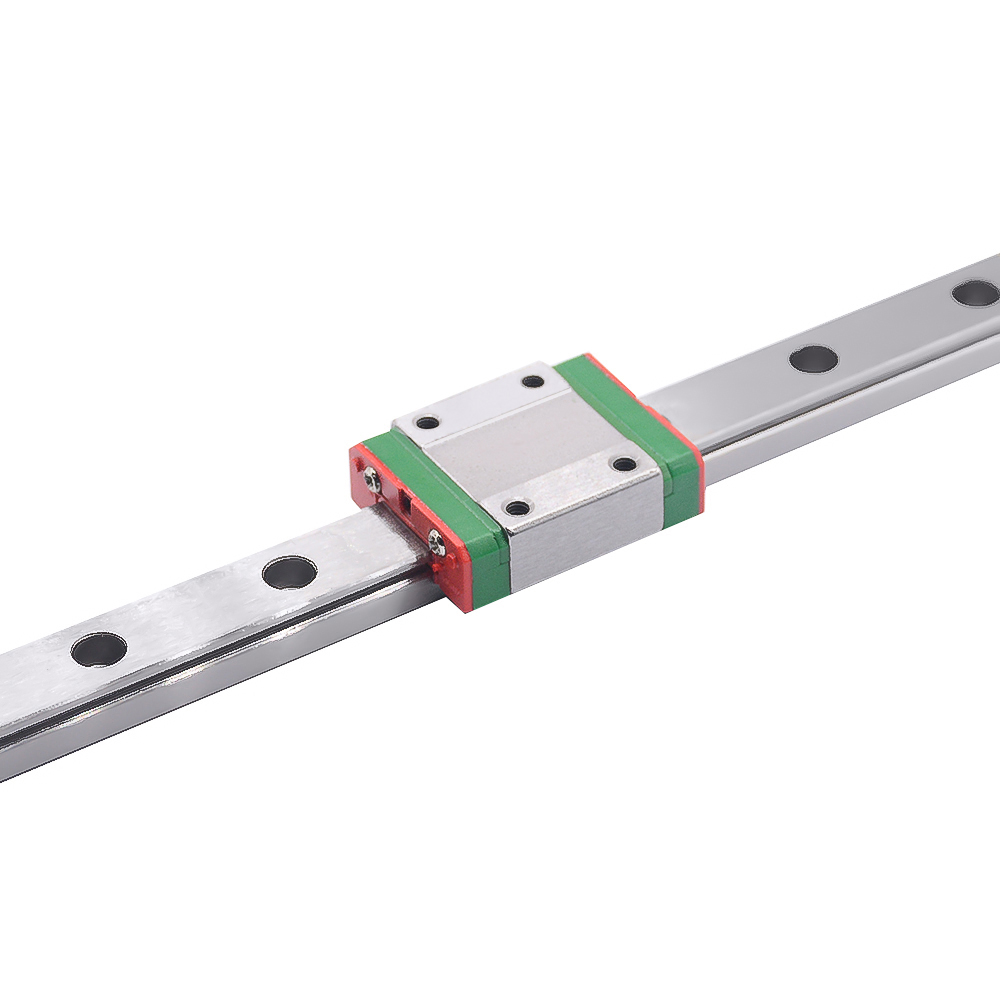 CNC part MR7 7mm linear rail guide MGN7 length 200mm with mini MGN7C Block