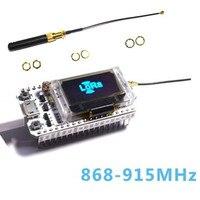 868MHz 915MHz SX1276 ESP32 LoRa 0 96 Inch Blue OLED Display Bluetooth WIFI ESP32 ESP 32