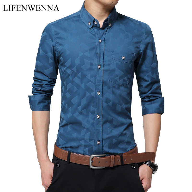 Casual Office Slim Fit Shirt