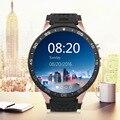 KingWear KW88 Android 5.1 1.39 дюймов Экран Amoled 3 Г Smartwatch Smart Watch Phone MTK6580 Quad Core GPS Тяжести Датчик Шагомер