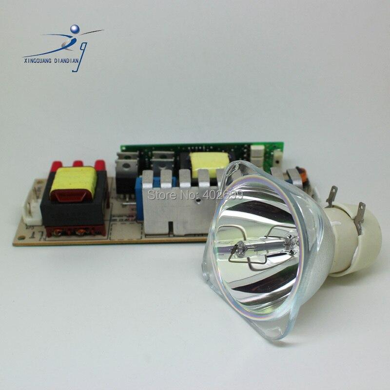 original 5R 200W moving beam lamp bulb with power supply for Philips недорго, оригинальная цена