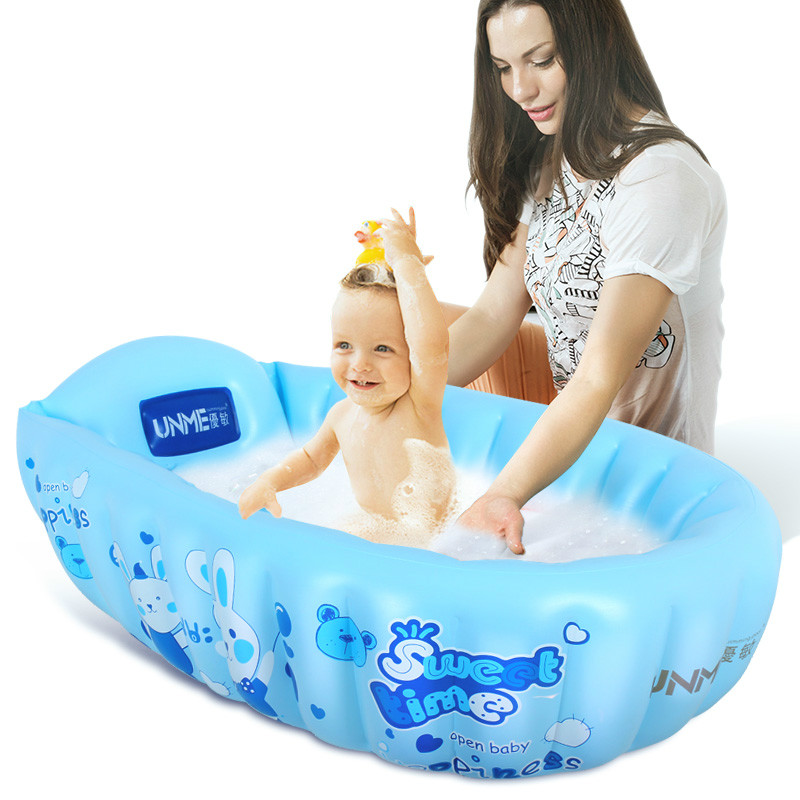 Baby Swimming Large Swimming Pool Inflatable Play Water Pool Children's Play Game Pool Bath Children Take A Bath Tub