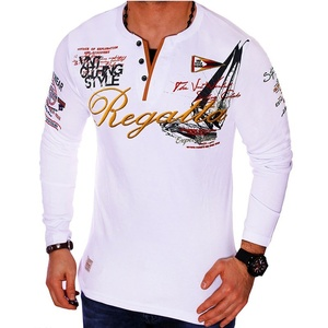 Image 3 - ZOGAA marque décontracté Polos hommes 2019 mode imprimé sweat shirt Slim Fit à manches longues Polos pour homme vêtements top t Shirts