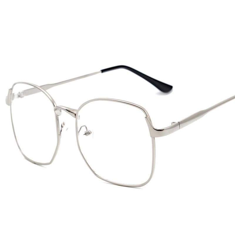 Ретро Мужчины Женщины круглое зеркало очки для чтения для Гарри Поттер металлический каркас очки плотная зеркало персонализированные очки...