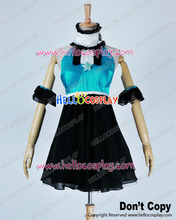 Vocaloid 2 Cosplay Sweet Devil Miku Hatsune Angel Costume H008(China)