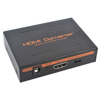 1pcs HDMI To HDMI SPDIF RCA L R Audio Extractor Converter HDMI To HDMI Optical SPDIF