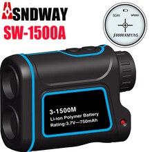 цена на 1500m Golf range finder , rangefinder hunting rangefinder Measuring height / speed /angle monocular telescope