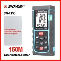 SNDWAY Digital Laser Distance Meter Rangefinder Range Finder SW 120 SW 150 120m 150m Tape Trena