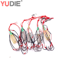 1Pcs Titan Explosion Pro Undersea Fishing off Prevention Hook sea Pole Pole Throwing Fish Fishing Hook Allure