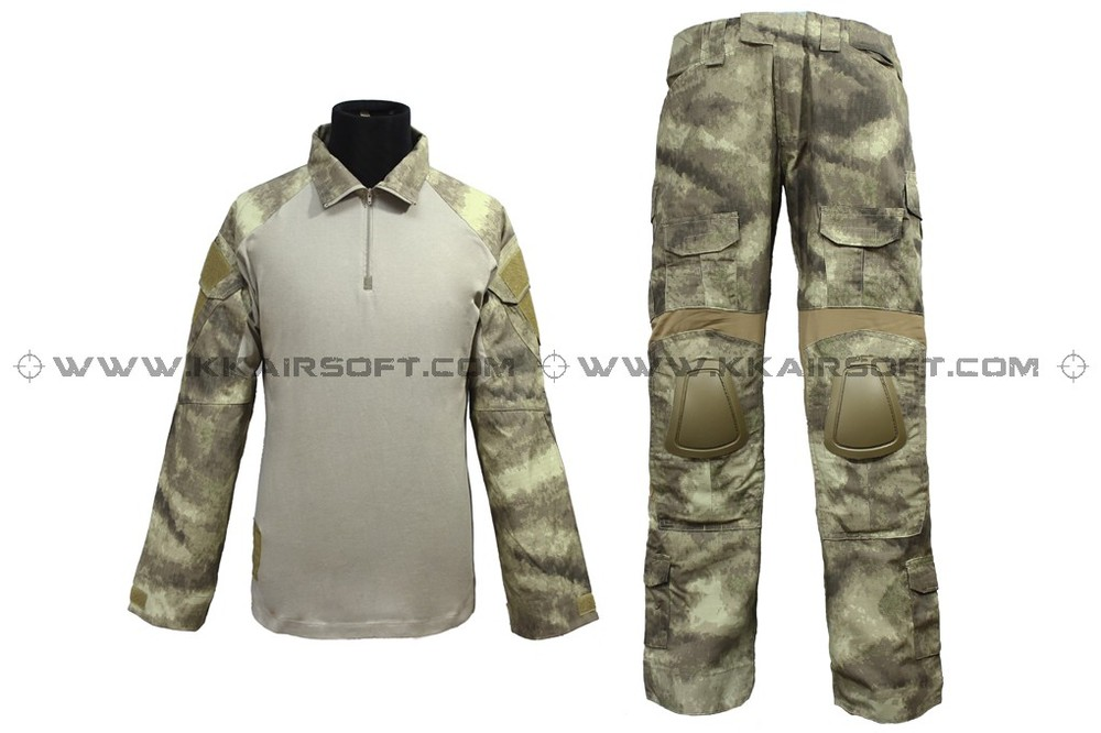 EMERSON us army military uniform for men Combat Uniform Gen2 (A-TACS) em6912 tacs ts1103c