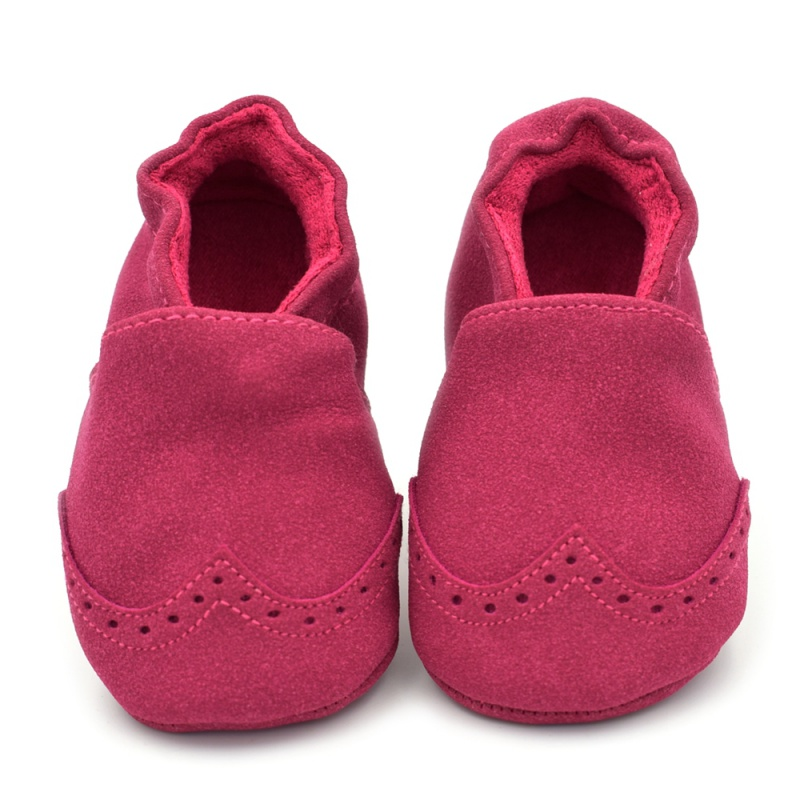 Spring Summer Newborn Baby Kids Sneakers Flock Leather Infant Toddler Shoes Shallow Moccasins First Walkers New
