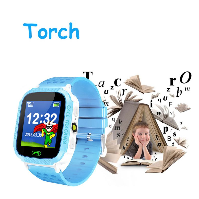 C6 children's Fashion Smart Phone Watch Positioning Two-way Call One-button SOS Remote Maintenance Children's Watch(China)