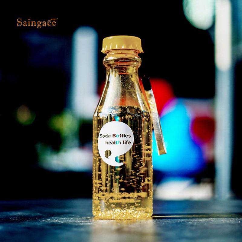 Saingace egyszerű divat 550ML törhetetlen szabadtéri vizes palack - Konyha, étkező és bár
