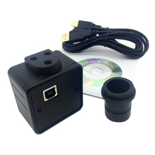 Best price 5MP USB Camera Electronic Digital Eyepiece Free Driver Measurement Software High Resolution for Industrial Digital Image Capture