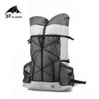 3F UL GEAR Outdoor Camping travel backpack hiking rucksack 26L 38L Ultralight  Frameless Trekking Packs
