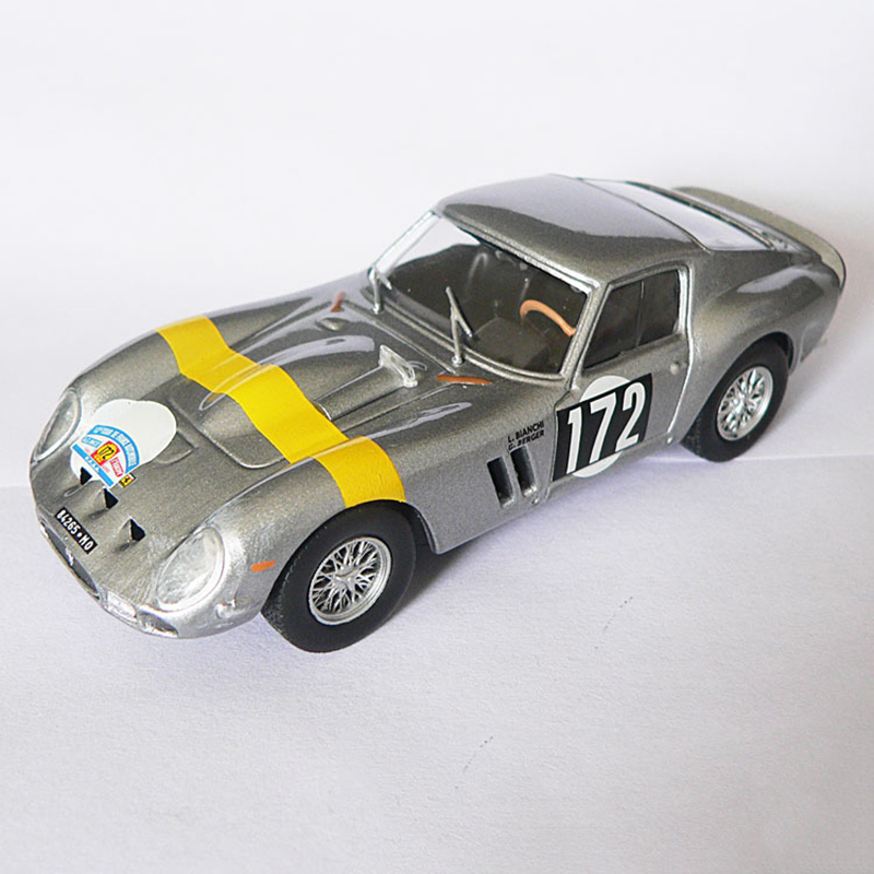 grey 143 scale metal alloy sports racing car models kids gifts collections and displays