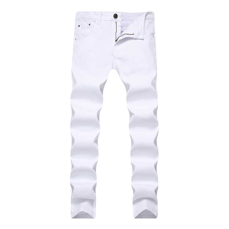efe83835570 Men Stylish Ripped Jeans Pants Biker Skinny Slim Straight Frayed ...
