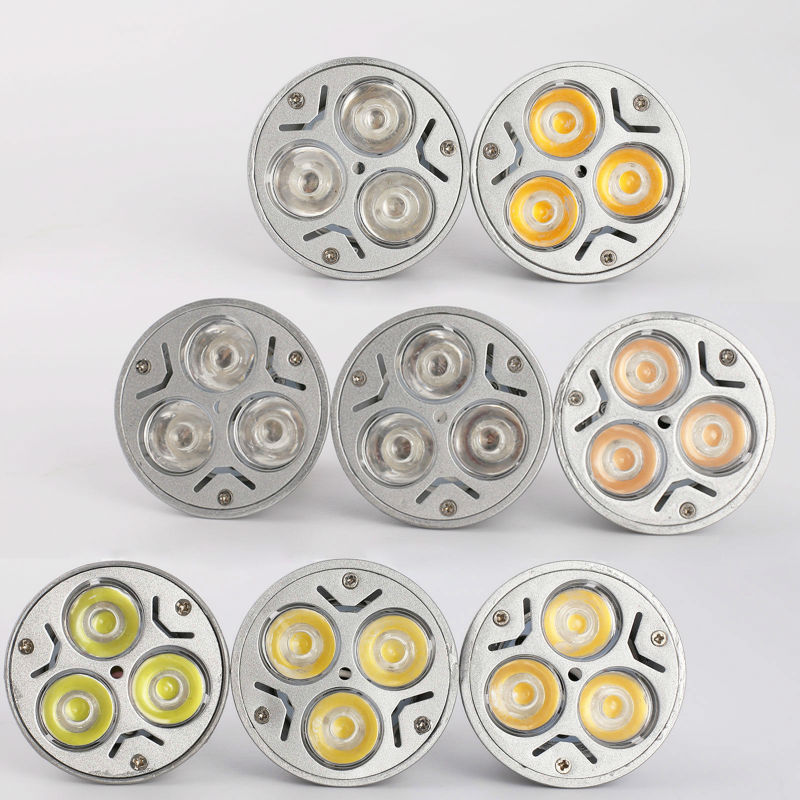 Levou Holofotes white natural luzes de bulbo Tensão : 85-265v