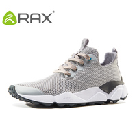 Rax 2017 New Men Lightweight Trail Running Shoes Women Breathable Lightweight Outdoor Sports Men Sneakers Antiskid Walking Shoes