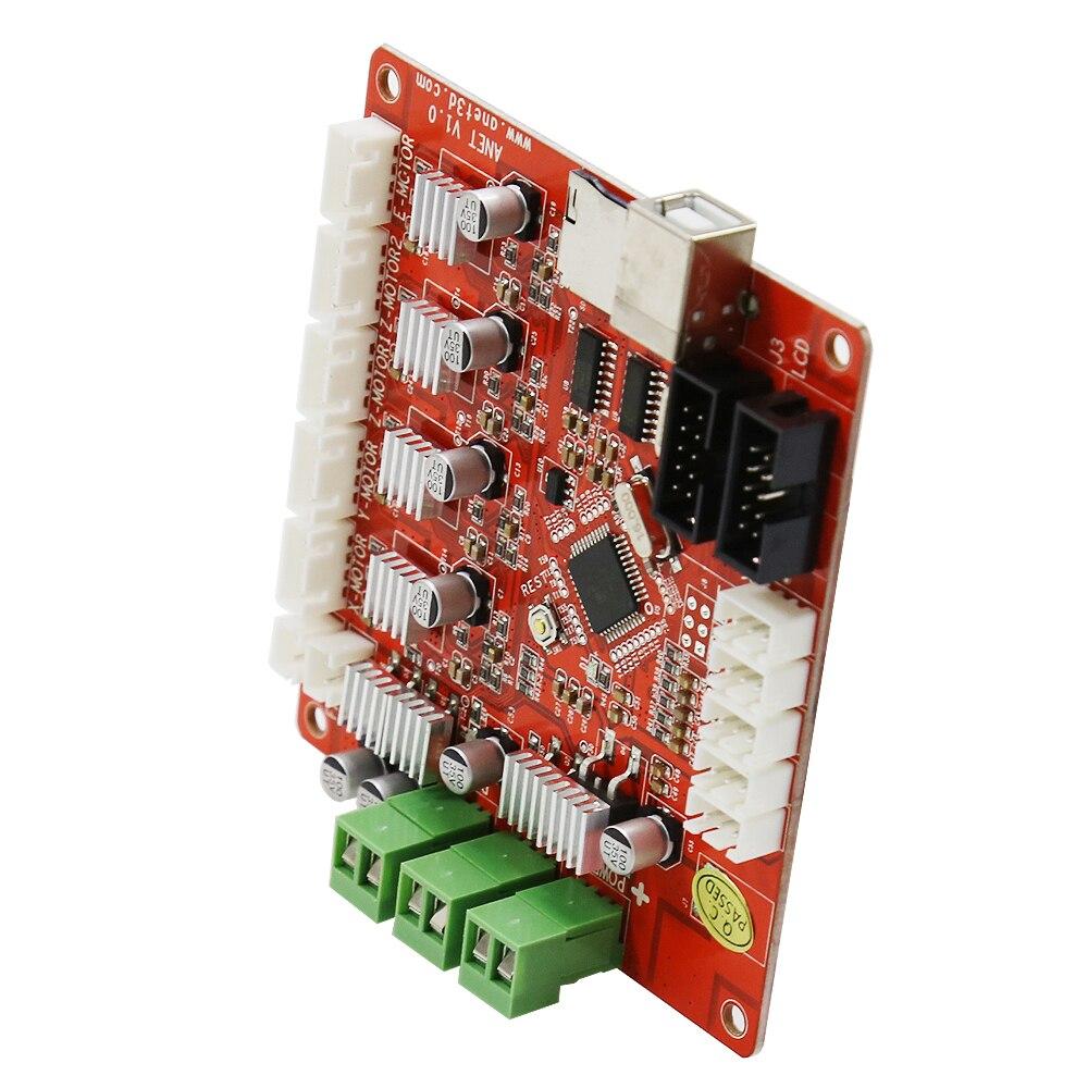 3d Printer Parts e Accessories anet de controle da impressora Modelo Nº : Anet V1.0