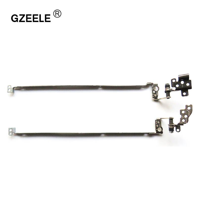 GZEELE New Laptop LCD Hinges For ACER Aspire V3 V3-571G V3-531G V3-531 V3-551 V3-551G V3-571 Q5WV1 AMON7000200 AMON7000400 HINGE