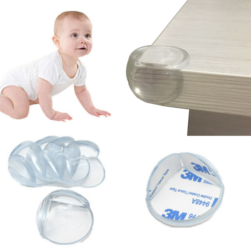 Glass Table /& Corner Cushions Child Baby Safety Protection 4pcs //10pcs